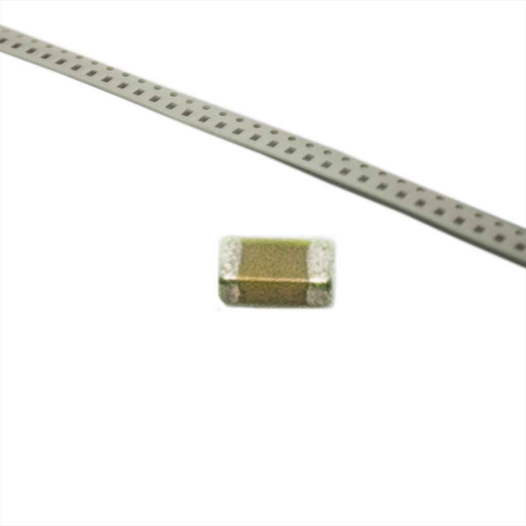 100x CL21B684KOFNNNG Capacitor ceramic 680nF 16V X7R ±10% SMD 0805 UE-46C7000
