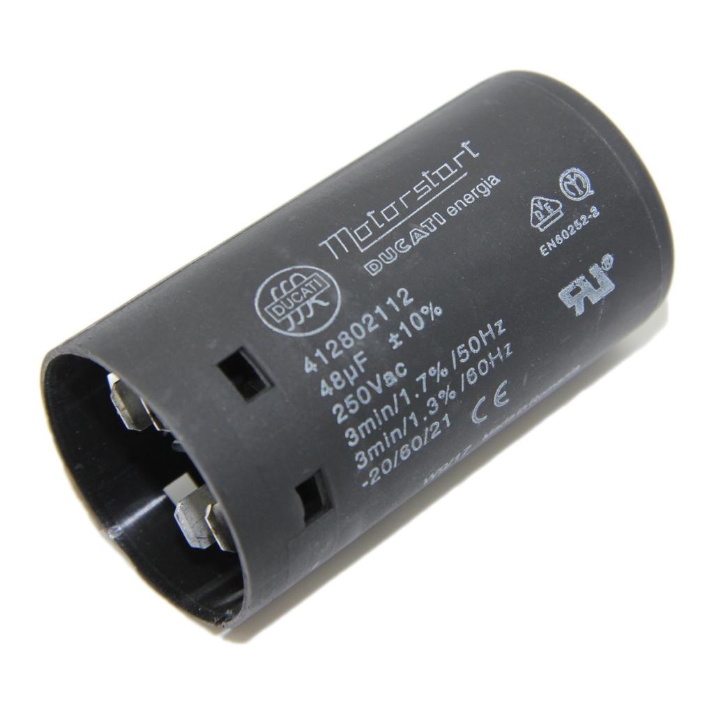 Capacitor for motors start 100uf 250v 45 for Ducati energia motor run capacitor