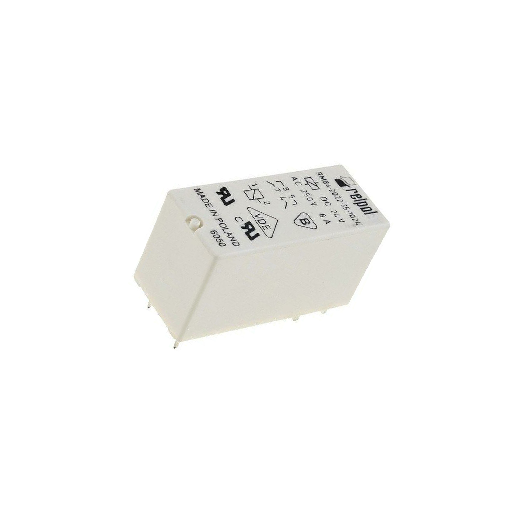 1 X RM40-3021-85-1012 Relay electromagnetic; SPST-NO; Ucoil:12VDC; 8A//250VAC; 8
