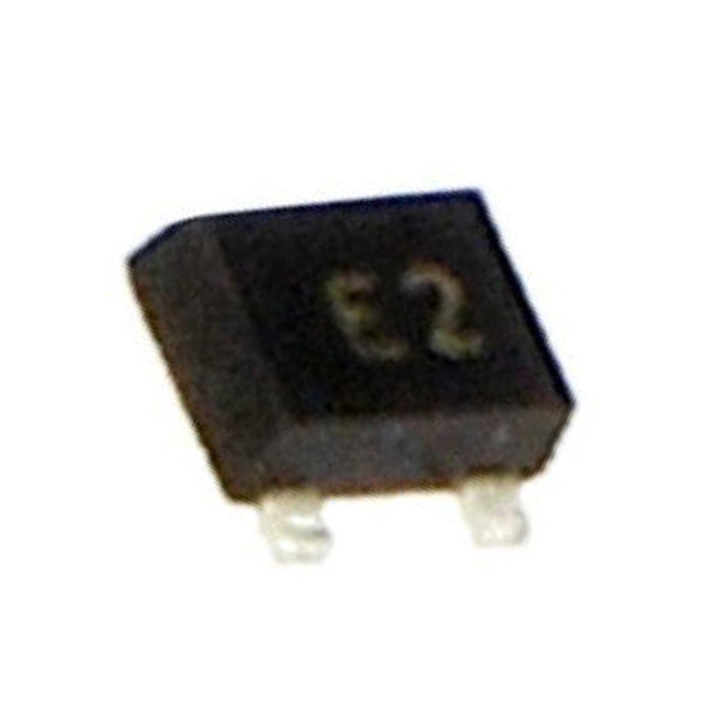10x P6KE12A-DIO Diode transil 600W 12V Unidirektional DO15 ±5/% P6KE12A