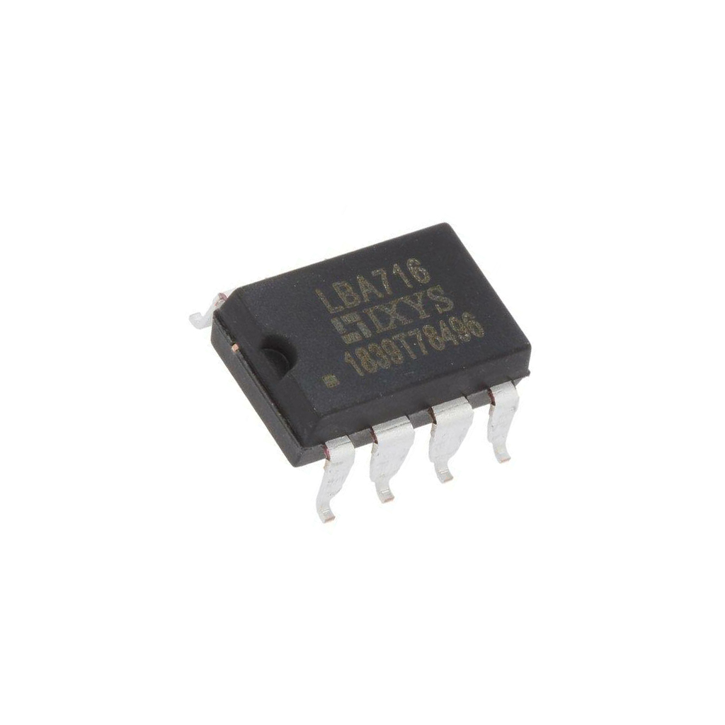 DC IXYS ±4 A dc SPNO Solid State Relay PCB Mount MOSFET