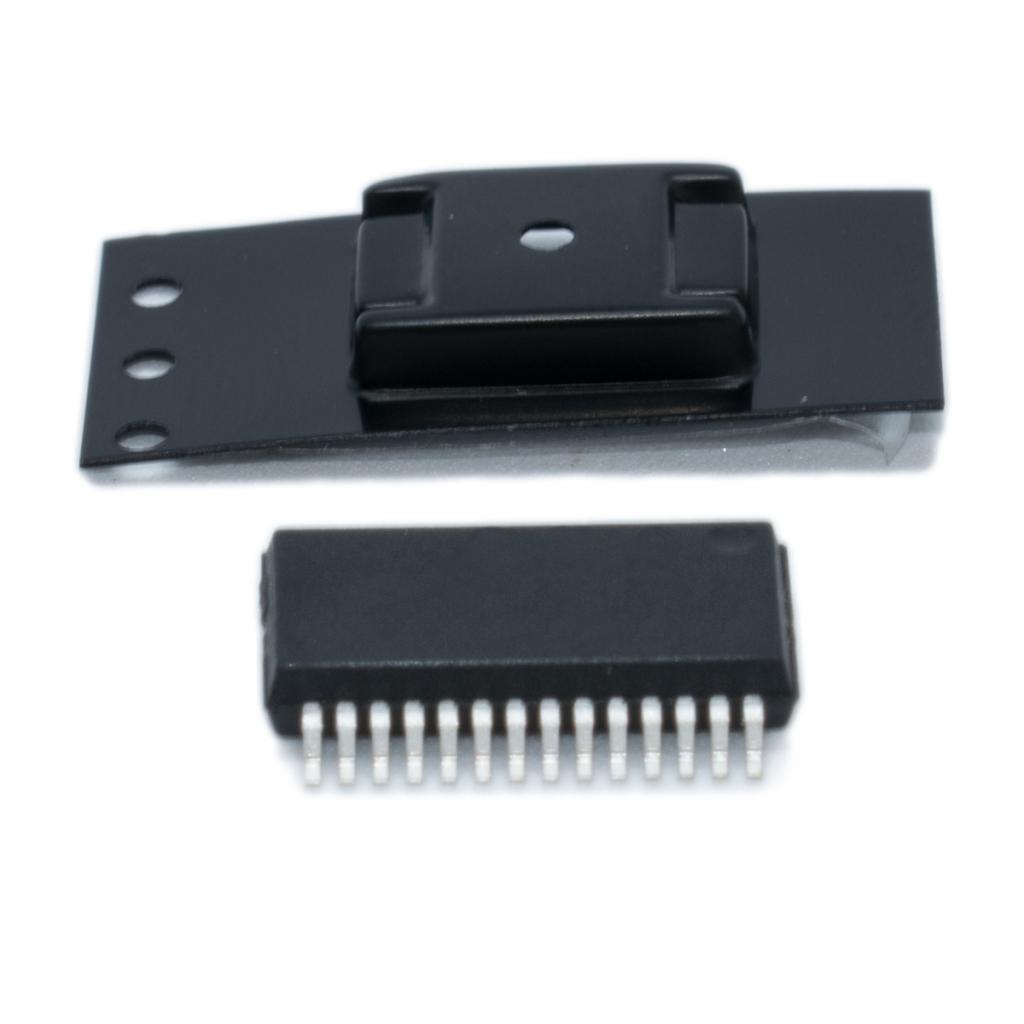 2x Atm90e26 Yu R Integrated Circuit Power Detector Spi Uart Ssop28