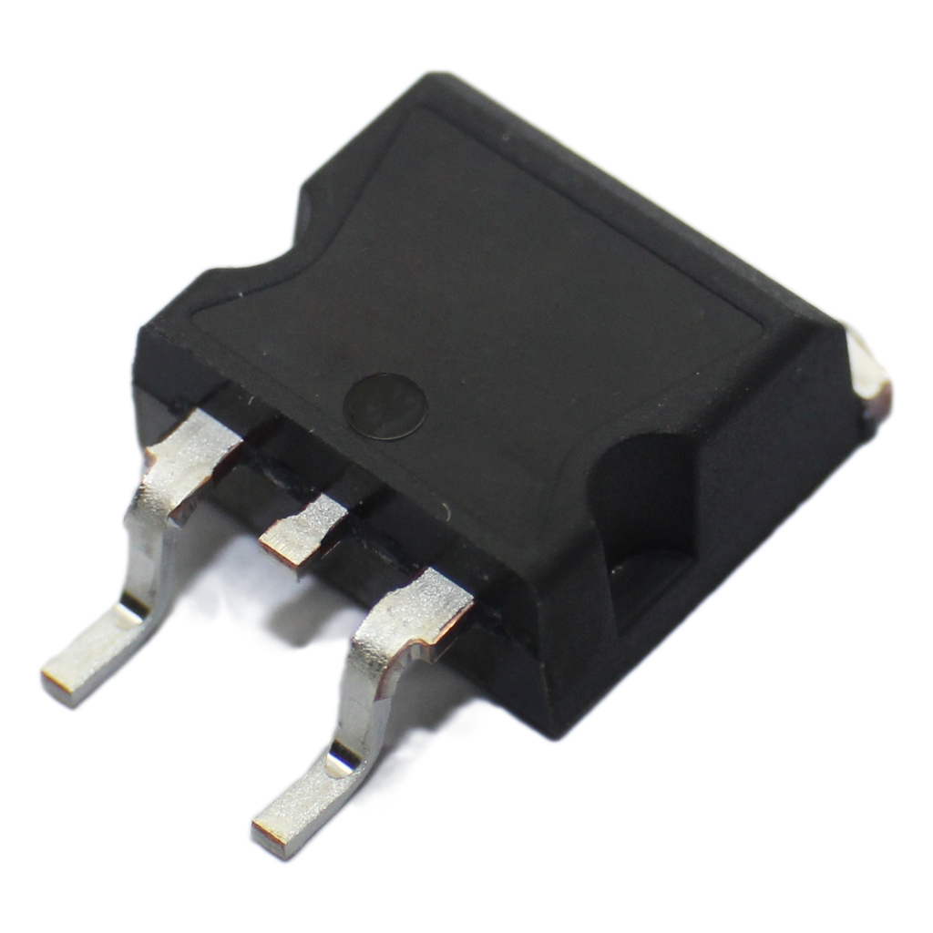 Irf5210strlpbf Transistor P Mosfet Unipolar 100v 40a 38w D2pak 60 Watts Linear Amplifier With Irf840