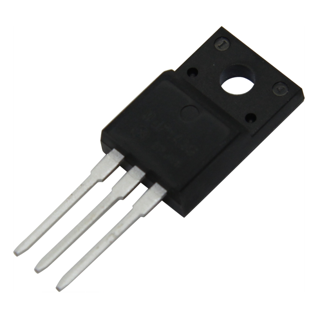 N-MOSFET 200V 2,5W unipolar 5,7A  DPAK FQD12N20L N-Kanal-Transistore Transistor