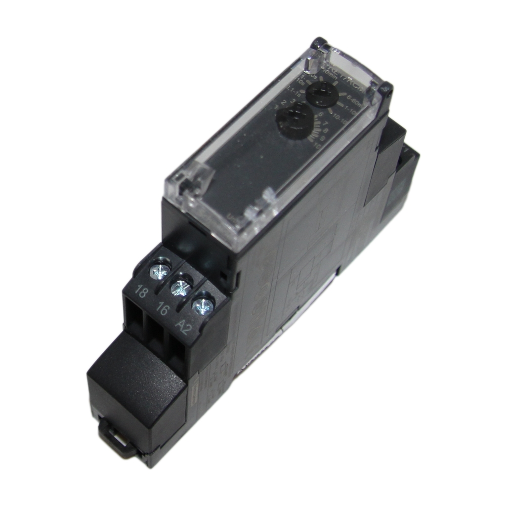 Re17rcmu Timer 01s100h Spdt 250vac 8a 24240vac 24vdc Din Circuit Breaker Ebay Module Type Counting Range Output 1 Electrical Parameters Supply Voltage 24240v Ac