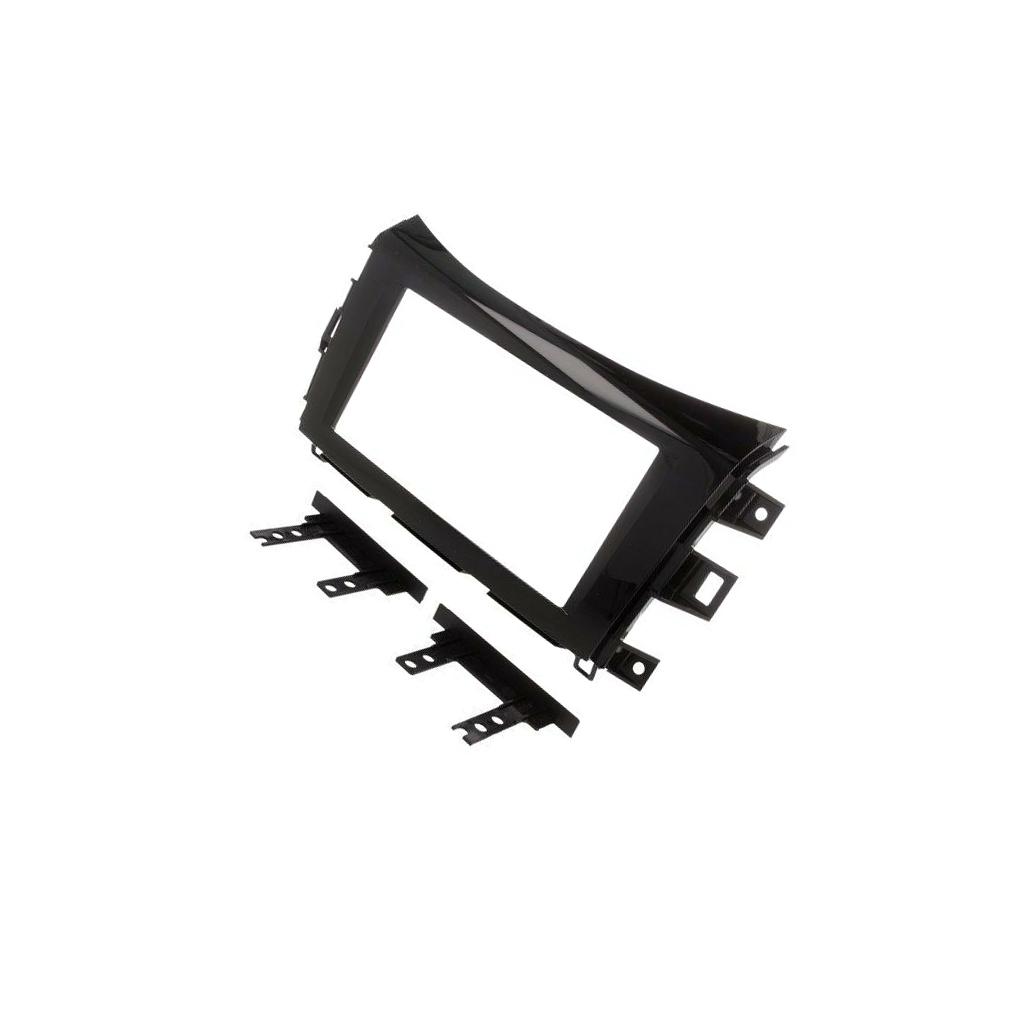 RAM-40-507-Radio-mounting-frame-2-DIN-Nissan-black-gloss-381210-22-3-ACV
