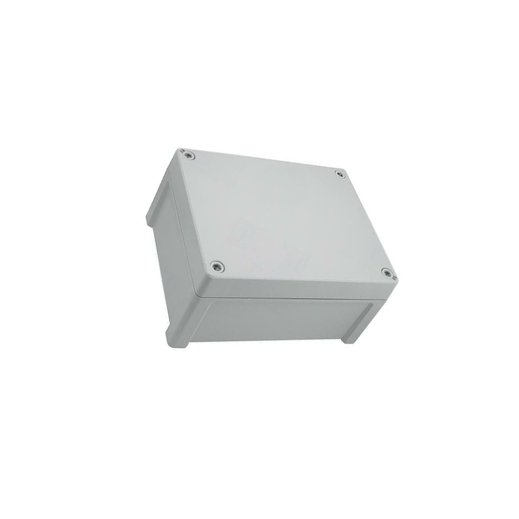 TA201610 Enclosure multipurpose TEMPO X163mm Y201mm Z98mm ABS grey FIBOX