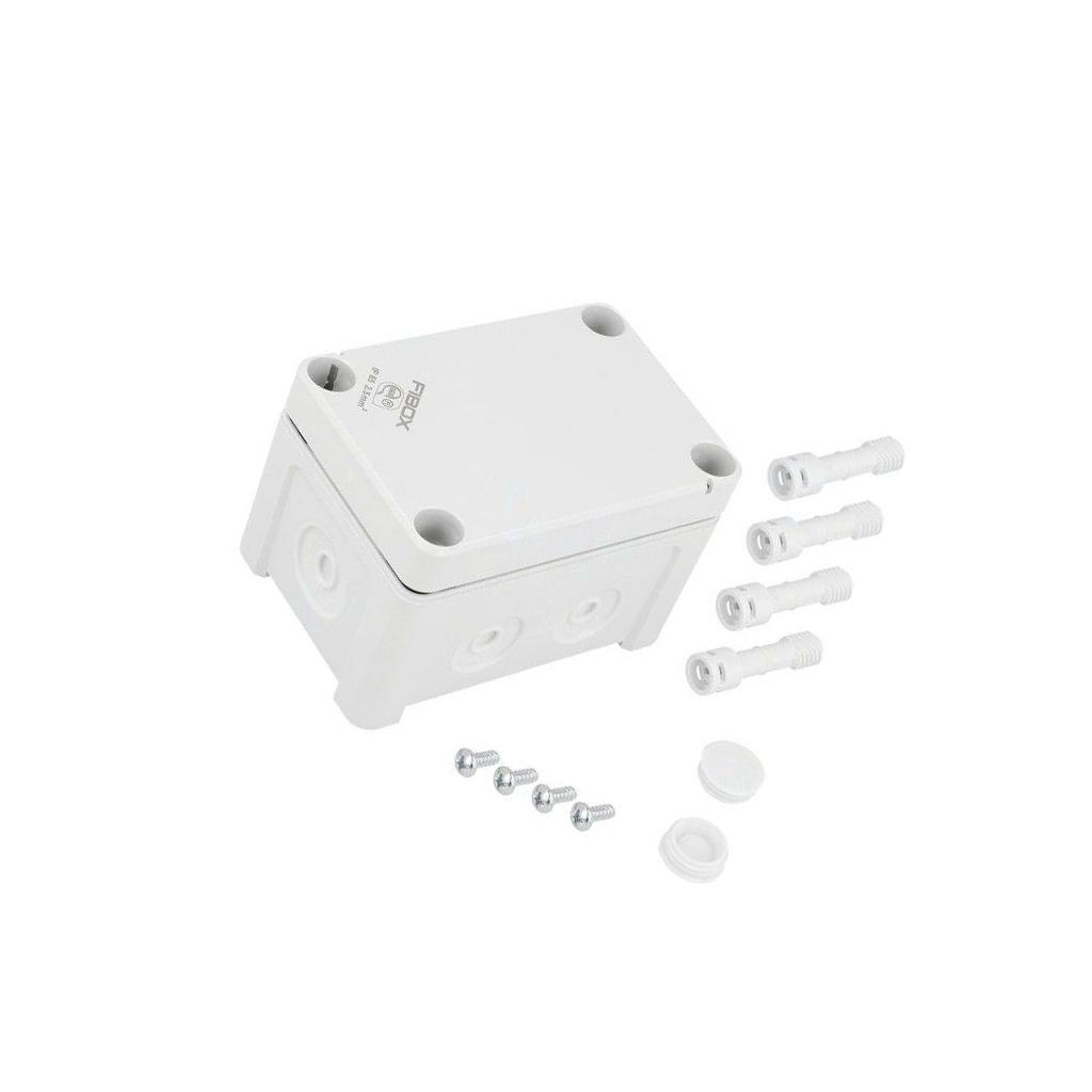 TAM090706ME Enclosure junction box X65mm Y95mm Z60mm wall mount ABS FIBOX