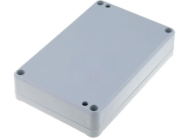 ABS-78Z Enclosure multipurpose X80mm Y120mm Z27mm ABS grey