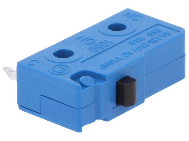 1050-2102-Microswitch-SNAP-ACTION-without-lever-SPDT-5A-250VAC-1-9N-MARQUARDT