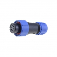SP1310/S6 Plug Connector circular
