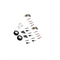 DF-KIT0015 Wheel with encoder