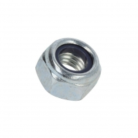 100x B8/BN6866 Nut hexagonal M8