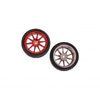 DF-FIT0199-R Wheel red Shaft