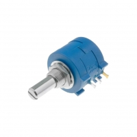 POT2218M2-10K Potentiometer shaft