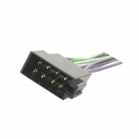 2x ZRS-ISO/GL/GN ISO socket wires