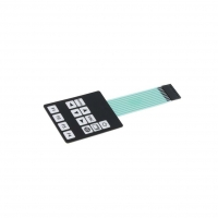 QW-04 Keypad membrane Number of