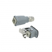 KIT-HA04.400 Connector HDC male +
