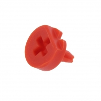20x CA66030R Knob with pointer red