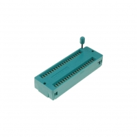 TEXTOOL40 Socket DIP ZIF PIN40