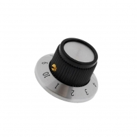 RN-117A Knob with flange plastic