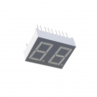 KW2-561AOA Display LED double