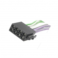 2x ZRS-ISO/GL/WT ISO plug wires
