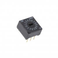 CRD16RM0CB Encoding switch HEX/BCD