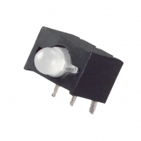 8x L-130WDT/1EGW Diode LED in