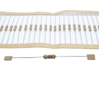 20x PR02-160R Resistor power metal THT 160Ω