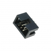 4x T821-1-06-S1 Socket IDC male