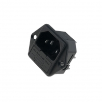 PF0001/63 Connector AC mains IEC
