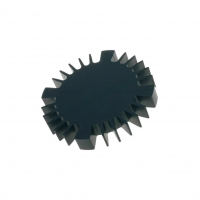 SK57010 Heatsink for LED diodes