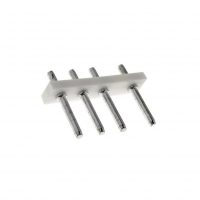 5x NHW-04 Connector wire-board