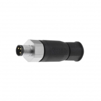 42-00001 Connector M8 plug male