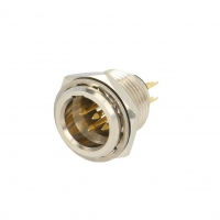 AG5MCC Socket XLR mini male PIN5