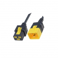 6051.2047 Cable IEC C19 female, IEC C20 male