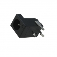 FCR681465P Socket DC mains male