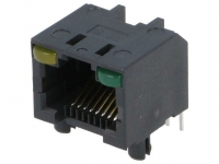 RJHSE5081 Socket RJ45 PIN8 Cat5
