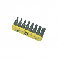 CK-4523 Set screwdriver bits 8pcs Torx