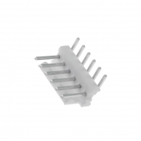 5x 640457-6 Connector wire-board