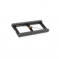 DIL-32C Socket DIP PIN32 15.24mm