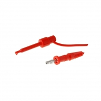 PPOM-36/R Test lead PVC 0.95m red