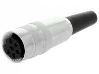 KV60 Connector M16 plug female for