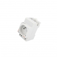 004280 E-type socket 10A Mounting