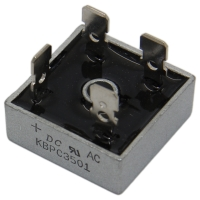 2x KBPC1510 Bridge rectifier 1000V