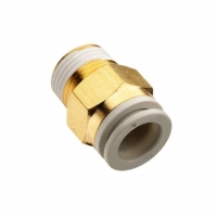 KQ2H04-M5A Push-in fitting