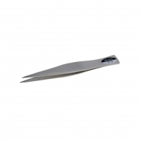 FUT.PT-01 Tweezers 125mm BLs straight,