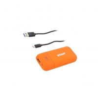 XTAR-PB2-ORANGE Charger for