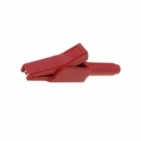 MA260SH-RT Crocodile clip 15A red